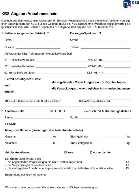 Vorschau KBS A-Schein deutsch